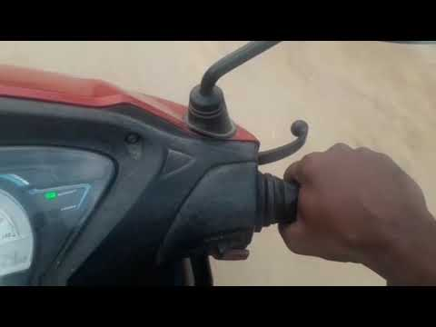 Accelator Tips For Scooty