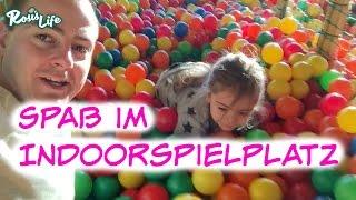 LAMIYA´s MEGA SPAß IM INDOORSPIELPLATZ / Vlog#659 Rosislife