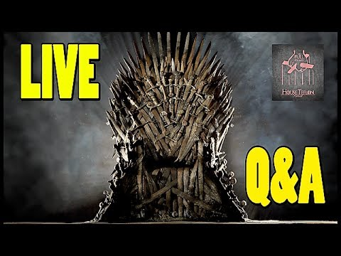 Game of Thrones Season 7 Book  Q&A with AU PackMule