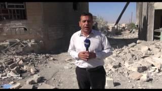 شهداء وجرحى جراء استهداف المركز الطبي في اللطامنة