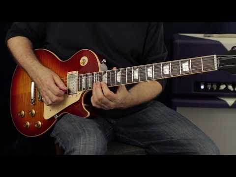 How To Play - Bon Jovi - Runaway - Rhythm And Solo - Guitar Lesson With Tim Pierce