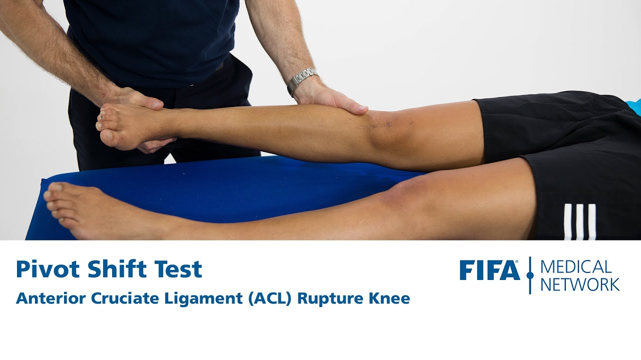 Download Pivot Shift Test | Anterior Cruciate Ligament (ACL) Rupture Knee