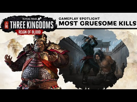 Total War: Three Kingdoms' 'Reign of Blood' Effects Pack is Live | OnRPG
