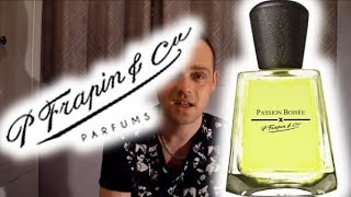 "Frapin ""Passion Boisee"" Fragrance Review"