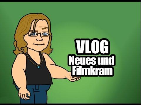 Vlog Neues Und Filmkram  Youtube