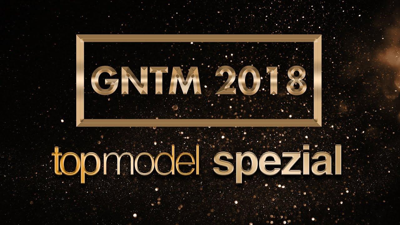 Gntm 2018 Die Top 10 Models Bewertung Youtube