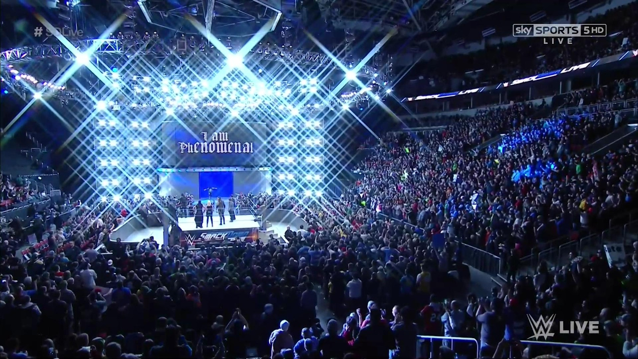 Download #3 Edited WWE AJ Styles Theme Song With Arena Effects