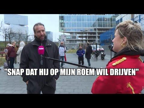 Willem Engel reageert