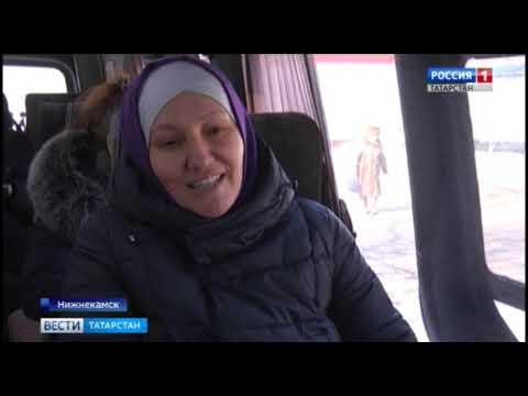 """Междугородний маршрут """"Нижнекамск-Набережные Челны"""" на грани закрытия"""