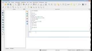 Programação Python em GIS com exemplos funcionais no ArcGIS e Quantum  (Labgis + GISday 2013)