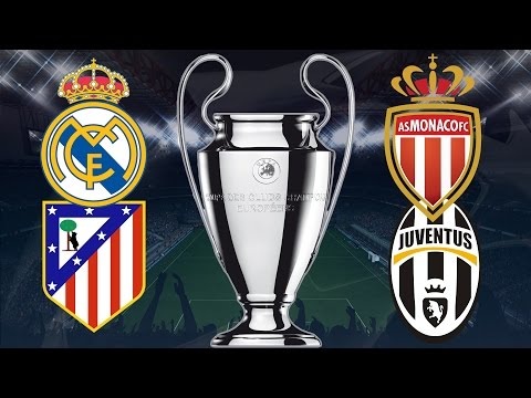SORTEO CHAMPIONS | Real Madrid vs Atletico Madrid | Juventus vs Monaco | RESUMEN EN DIRECTO