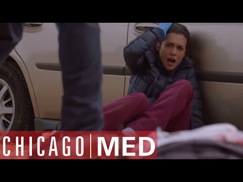 Trouble With The Law | Chicago Med