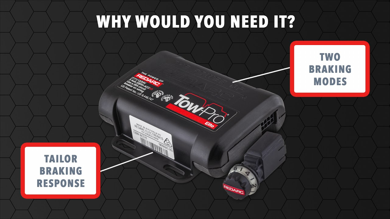 Tow-Pro Elite V3 Electric Brake Controller