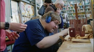 Fostering social inclusion with Men's Shed | Occupational Therapy at Curtin
