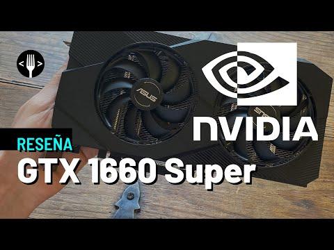 Reseña: NVIDIA GTX 1660 SUPER