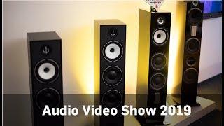 Audio Video Show 2019 - Triangle   sklep.RMS.pl