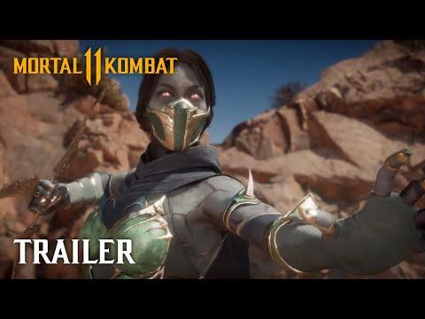 Mortal Kombat 11 - закрытый бета-тест