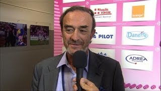 Flash Interview Evian - Bordeaux : Jean-Louis Triaud / 2012-13