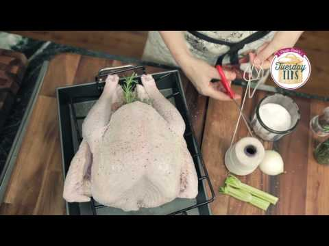 How To Cook A Turkey - Tuesday Tips