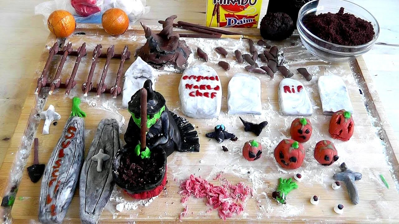 Halloween Cake Decorations How To Make Amp Decorate Cakes
