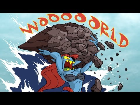 Undyne goes CRAZY! (Undertale Comic Dub Compilation)