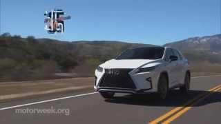 MotorWeek | Road Test: 2016 Lexus RX