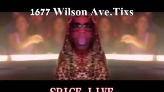 SPICE LIVE THIS SAT!!