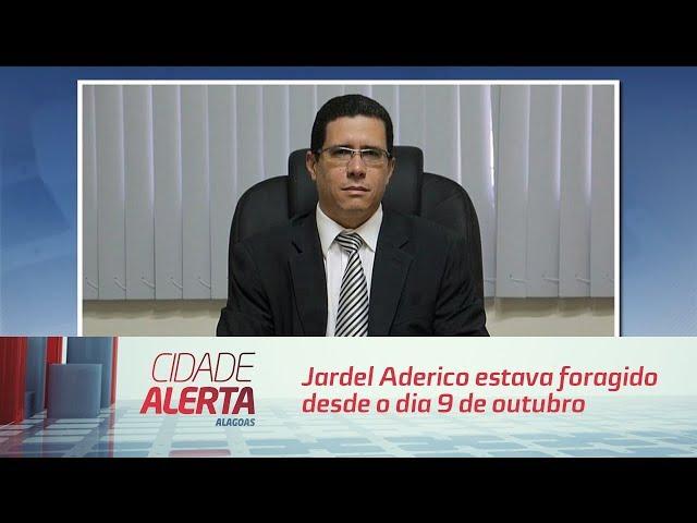 Ex-secretário de prevenção à violência, Jardel Aderico, se entrega à Polícia