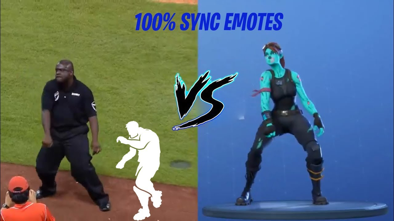 Fortnite New Work It Emote In Real Life 100 Sync Youtube