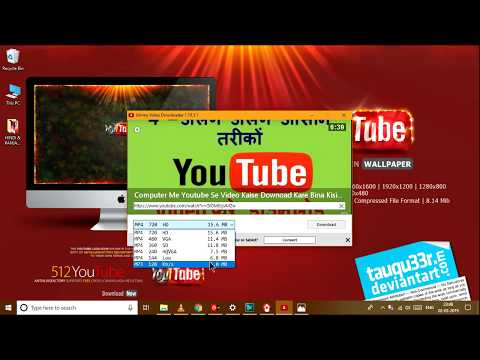 YouTube Downloader any videos from YouTube as files mp3, mp4, HD format and save