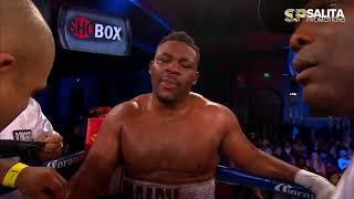 """JARRELL """"BIG BABY"""" MILLER VS DONOVAN DENNIS FULL FIGHT"""