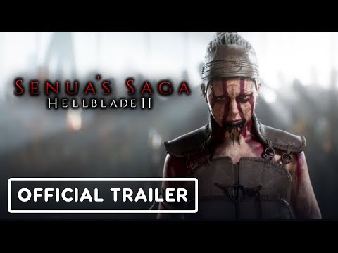 Senua's Saga: Hellblade 2 - Official Reveal Trailer | The Game Awards 2019