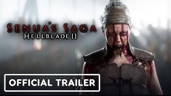 Senua's Saga: Hellblade 2 - Official Reveal Trailer | The Game Awards 2019