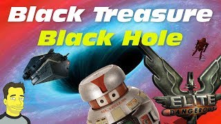 Elite Dangerous Exploration Black treasure Black Hole