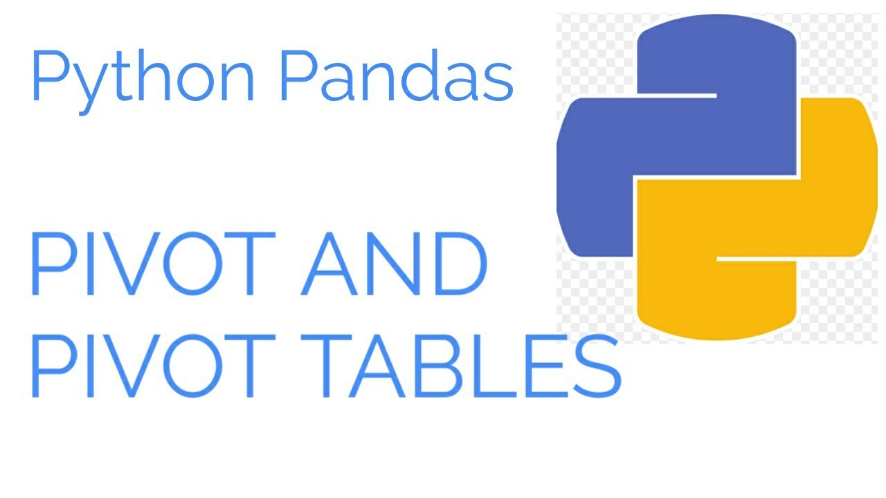 Pandas tutorial part -6 Pivot and Pivot tables and grouper functions