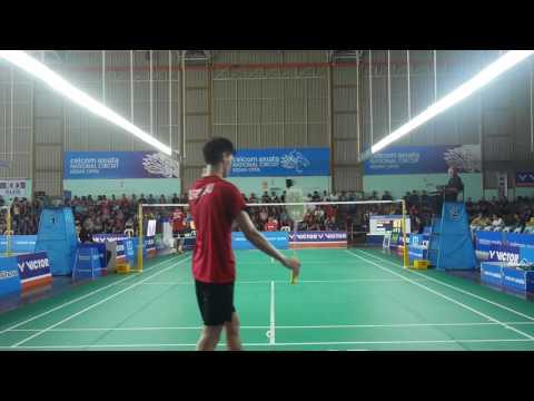 Alfred Lau Kedah Open Final 3/3