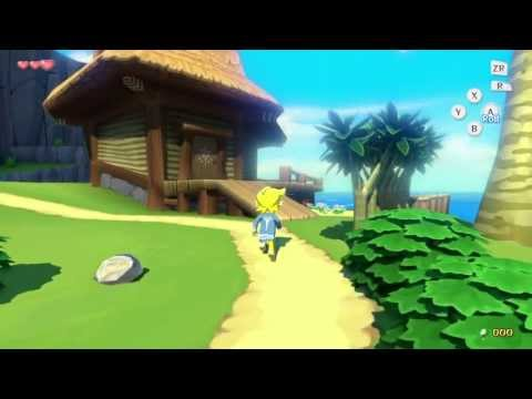 The Wind Waker HD - Episode 1 - Welcome to Outset Island!