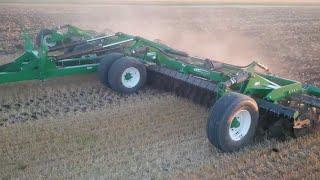 [Field Demo] Speedtiller Powerflex by K-Line Agriculture