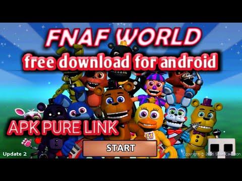 FNaF 4 Download PC Game Full Setup   | FNaF World Download