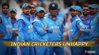 INDIAN CRICKETS UNHAPPY RINGTONE
