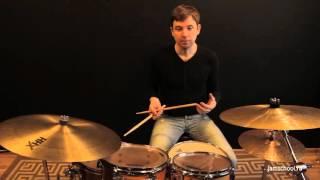 Урок по барабанам - Базовые понятия