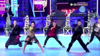 SYTYCD China (中国好舞蹈) Star Team Opening (Part 2)- Elisa Montalvo Choreography