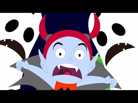 happy halloween song | scary rhyme for kids | halloween music for babies
