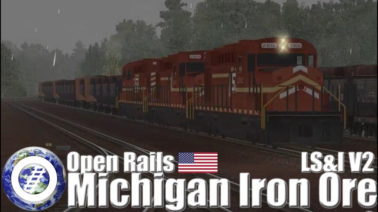 Open Rails (MSTS Compatible Train Sim) CN Blackfoot/Vegreville Subs V2