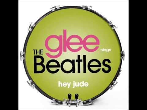 Glee - Hey Jude (DOWNLOAD MP3 + LYRICS)