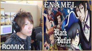 ENAMEL - Black Butler Book of Circus OP (ROMIX Cover)