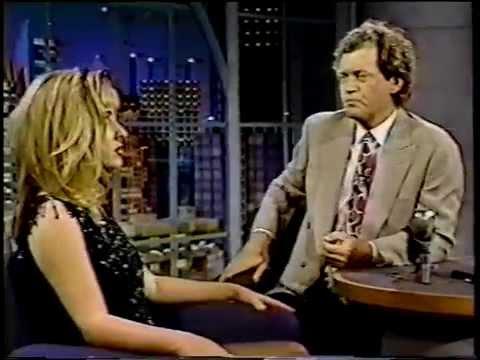 Kimmy Robertson on Late Night (1990)