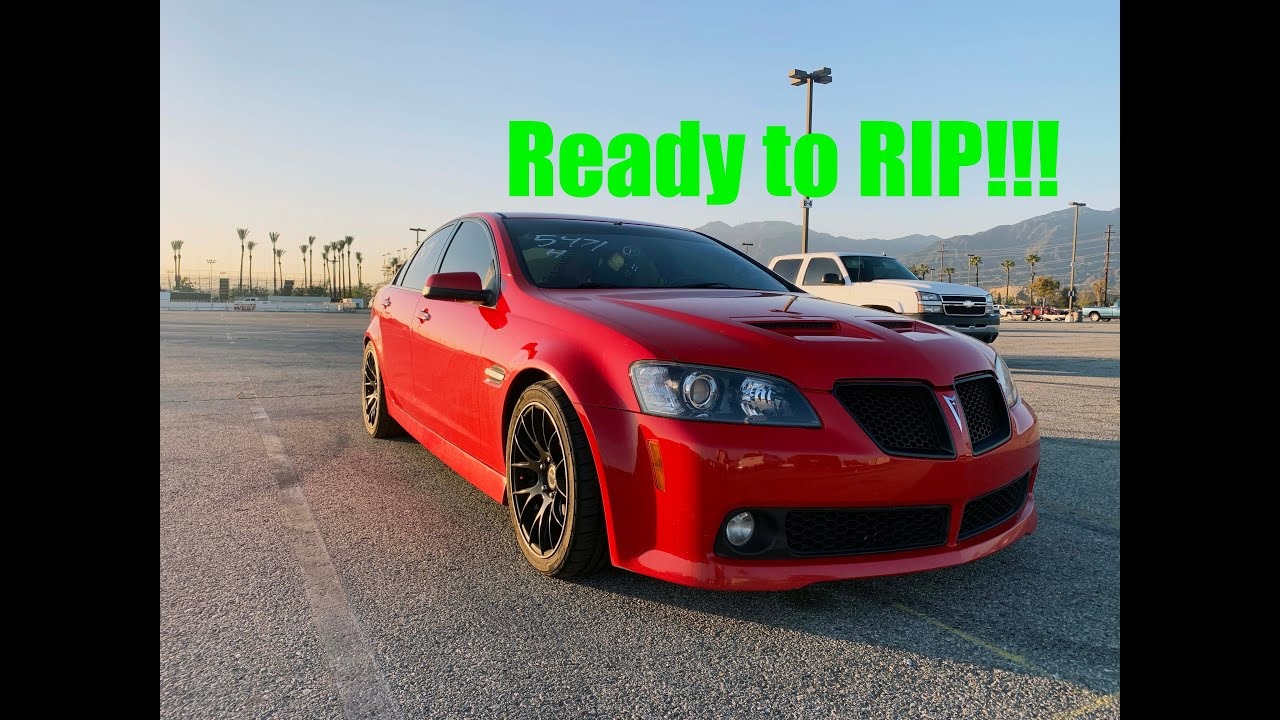 "First Track Day of 2020 | Pontiac G8 was RIPPIN"" - YouTube"