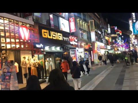 Walk 10 minutes ~ seoul centre - KOREA Mp3