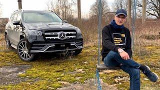 Взял новый Mercedes GLS. Минусы и плюсы нового Mercedes GLS 2020